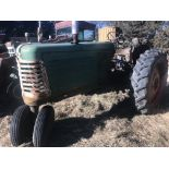 Lot 41 - Mdl.88 Gas S#131159C, NF, Dual Elec. Hyd, Fenders, Side Shields, 13.6x38 Good Rubber, Orginal