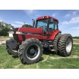 Lot 13 - Case I-H 7220 MFWD S#53179, 18psd PS, 4 Reverse, 3 Remotes, Ft. Wts, 540/1000 PTO, 14.9Rx30 Front