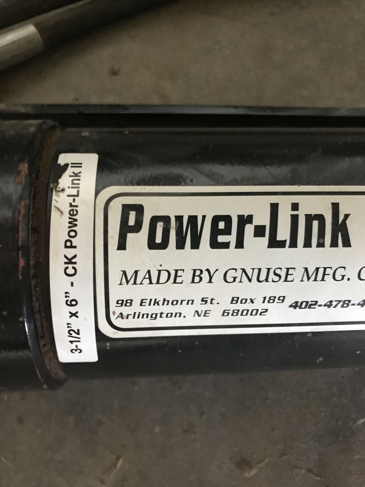 Lot 23 - Gnuse HD Power-LinkII Hyd. 3rd Link (new)