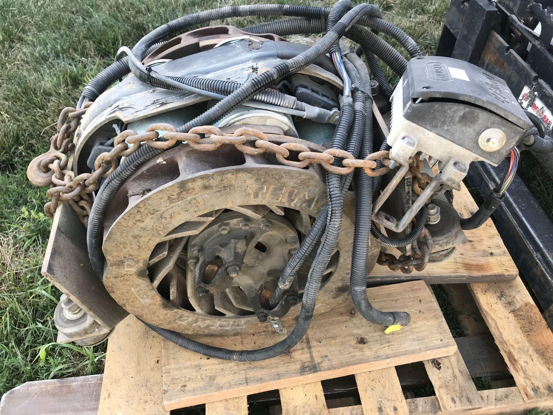 Lot 48 - Telma Ref#JE341121 12v Brake Retarder (used)