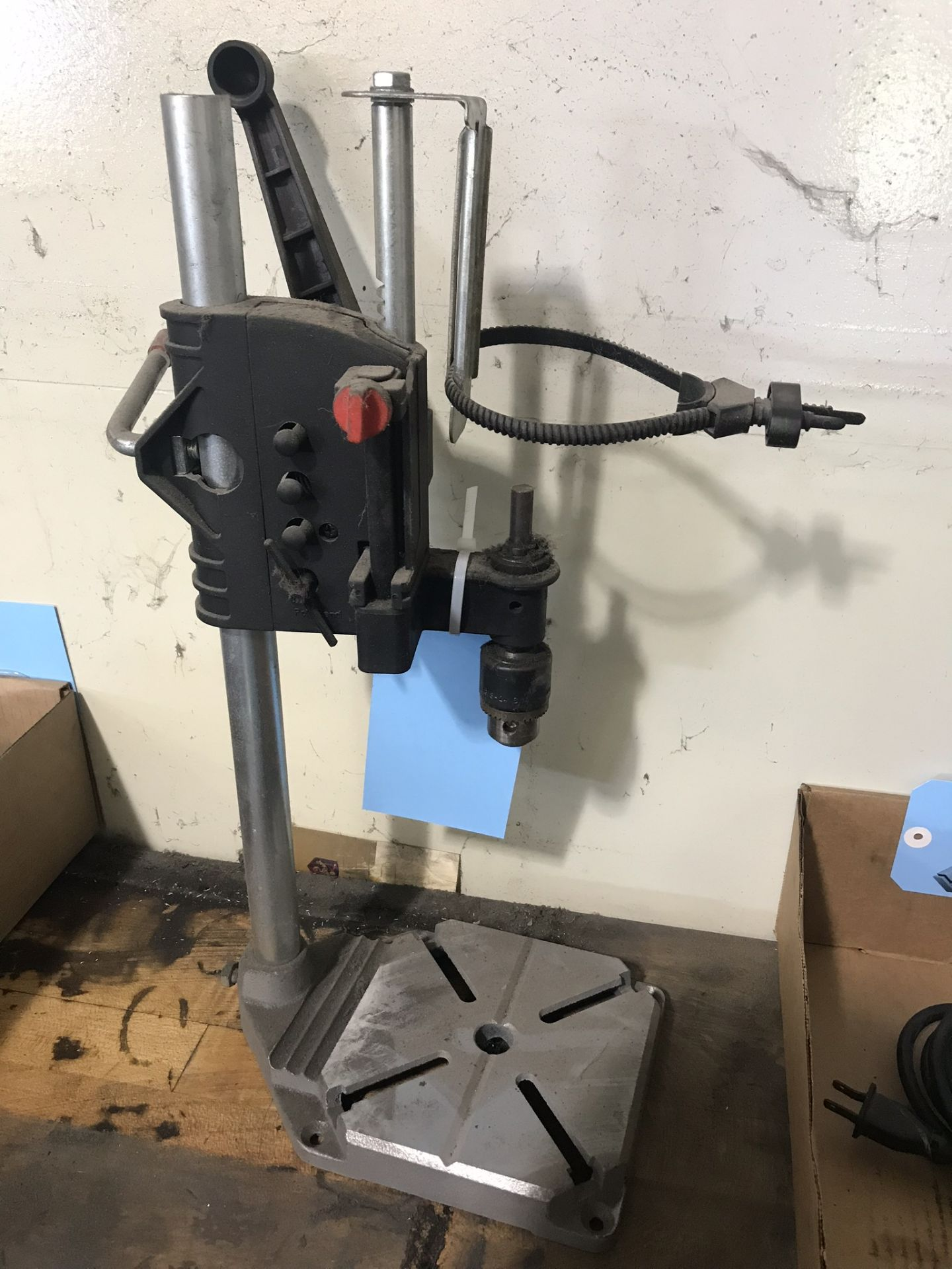 "Lot 36 - 9"" Bench Top Drill Press Stand"