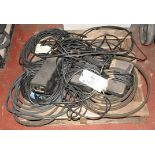 Lot-Welding Foot Pedals and Hose on (1) Pallet