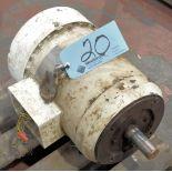 Leeson 7 1/2-HP Electric Motor, 3-PH
