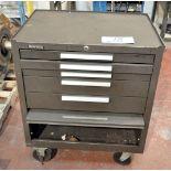 Kennedy 5-Drawer Rolling Tool Box