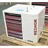 Reznor Industrial Forced Air Hanging Gas Furnace, Capacity N/a,