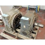 Lot-(2) Large Industrial Gear Boxes on (1) Pallet