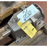 Nord Drive System Type SK22 N56C, Gearbox