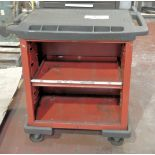Project Center Portable Tool Cart