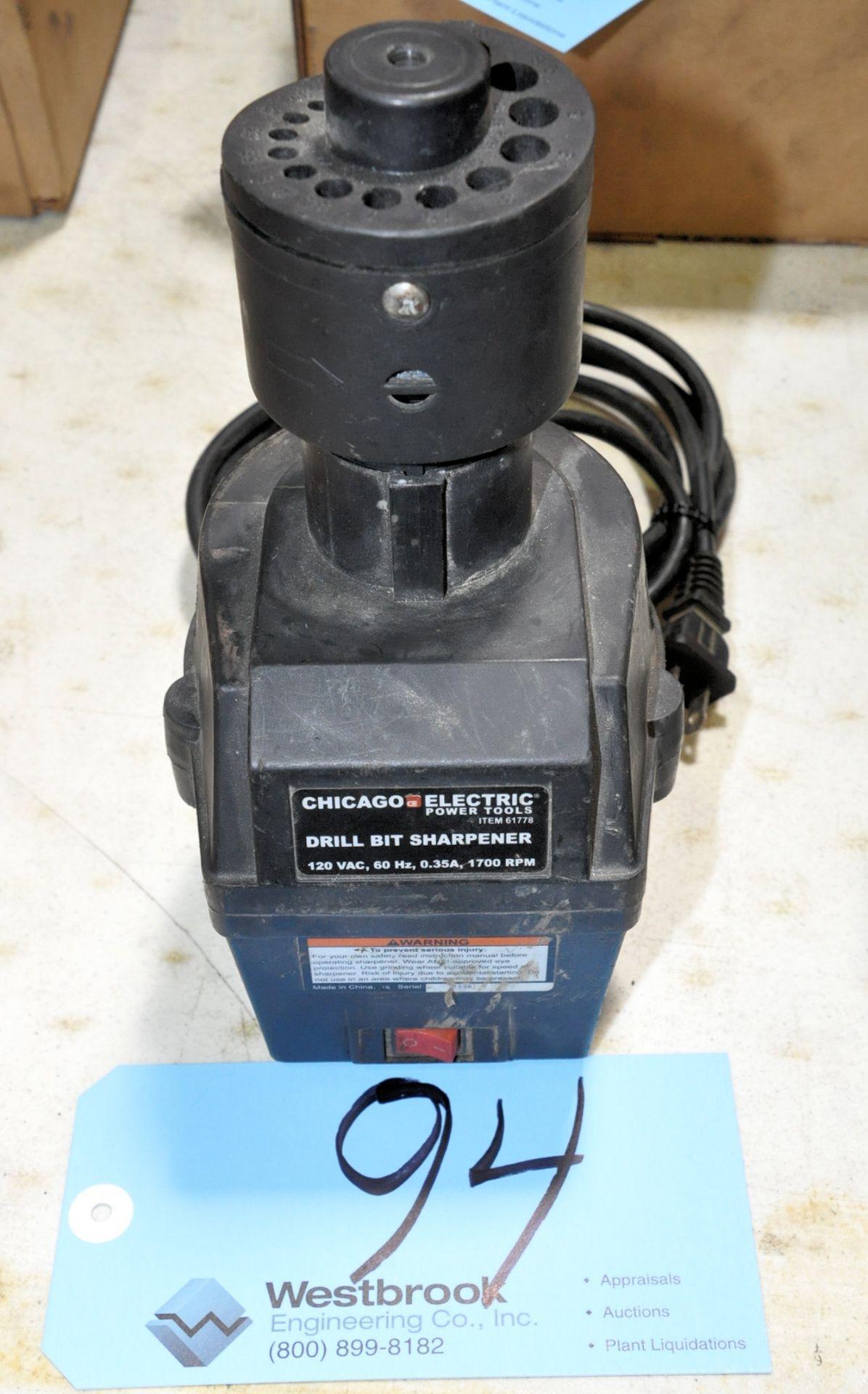 Lot 94 - Chicago Electric Drill Bit Sharpener