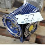 Iron Horse Model WGA-75M-100-H1 Speed Reducer, S/n 150502949