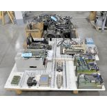 Lot-Machine Circuit Boards, Drives, Wiring, etc. on (1) Pallet