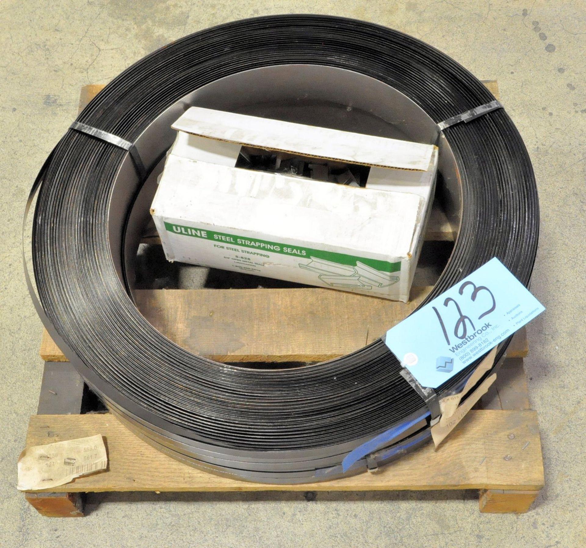 "3/4"" Steel Banding on (1) Pallet"
