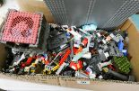 Lot 50 - A box of Lego
