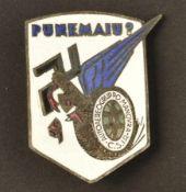 Insigne Punemaiu de l'Autoaerogruppo de manœuvre du CSIR de l'armée de l'air royale