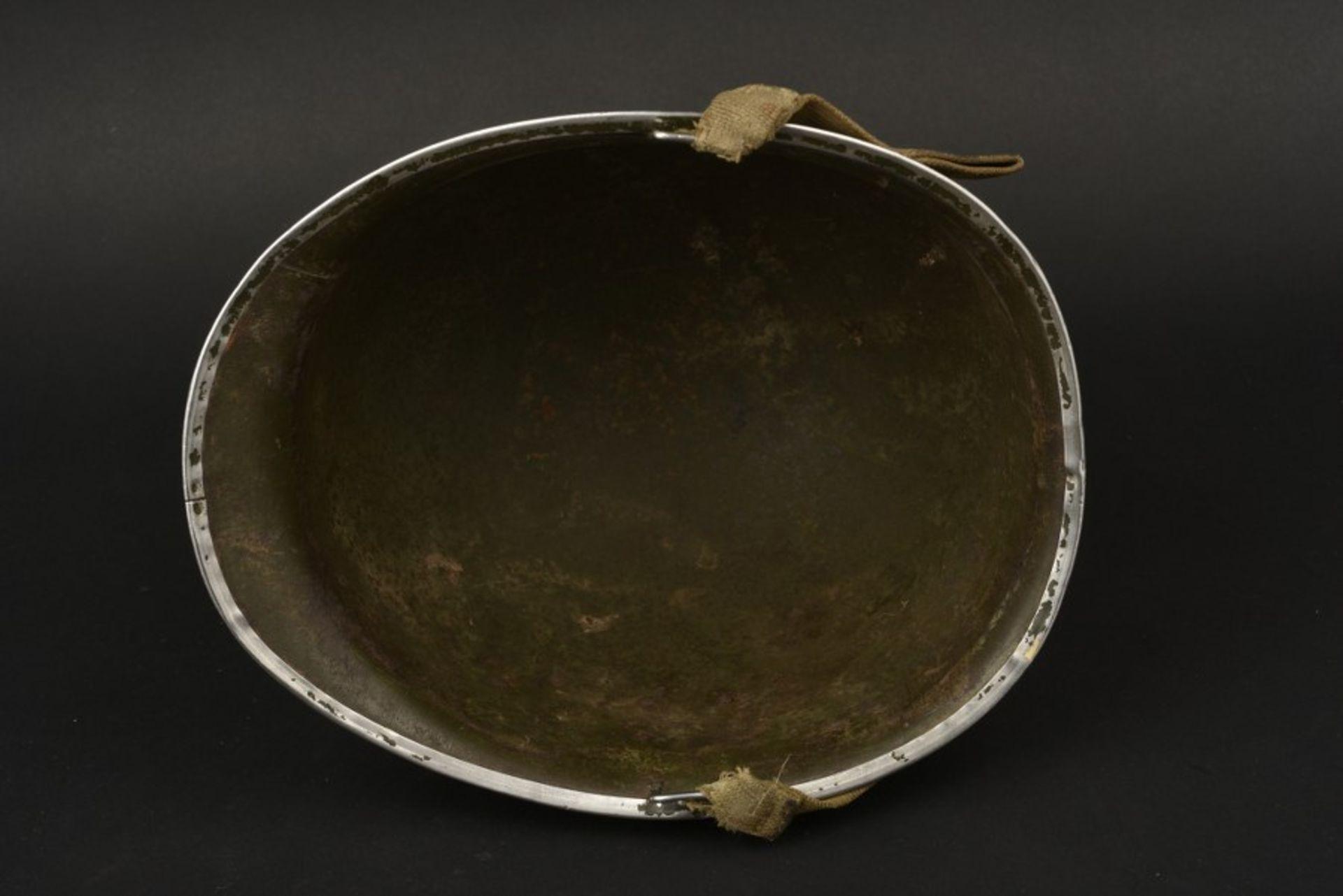 Coque de casque ESB. ESB helmet shellCoque de casque USM1, fermeture du jonc à l'avant, numéro de - Bild 4 aus 4
