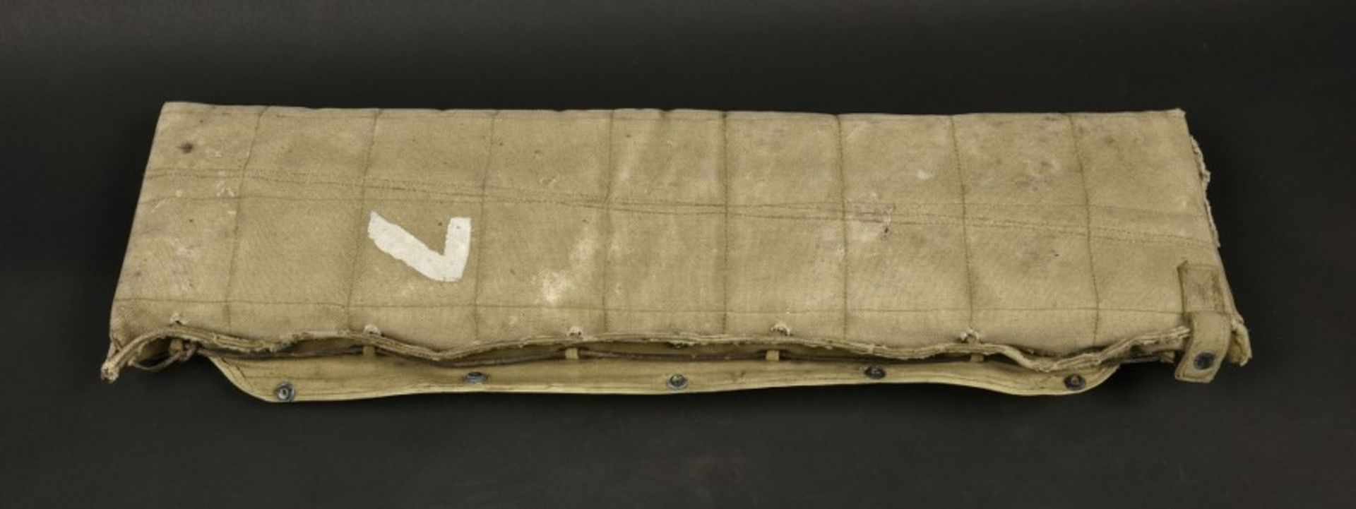Los 56 - Griswol Bag pour fusil Garand. Griswold Bag for Garand rifle Housse en forte toile kaki