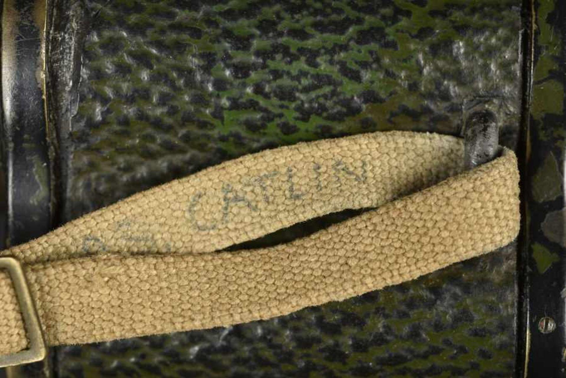 Jumelle du parachutiste britannique DS Catlin de la 6ème Airborne. A pair of binoculars belonging to - Bild 2 aus 4