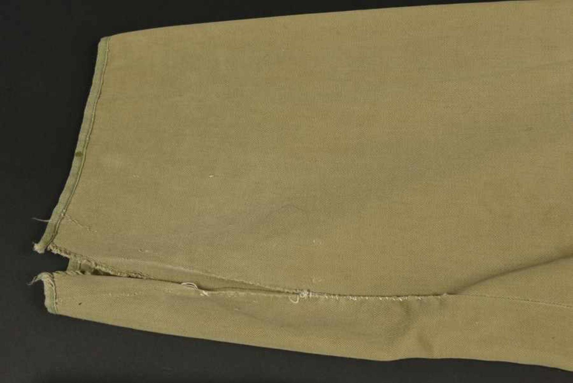 Los 28 - Pantalon du parachutiste américain B Orsborn. Pants of American paratrooper B OrsbornEn popeline,