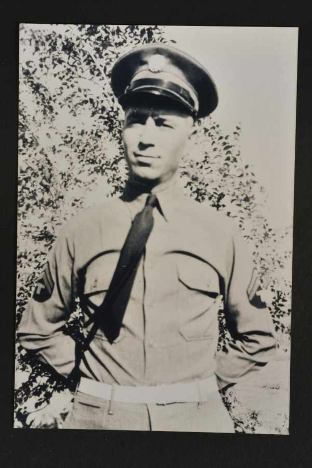 Portefeuille de Ray Kennedy Compagnie E du 507th PIR de la 82ème Airborne. Pocket book belonging - Bild 3 aus 4