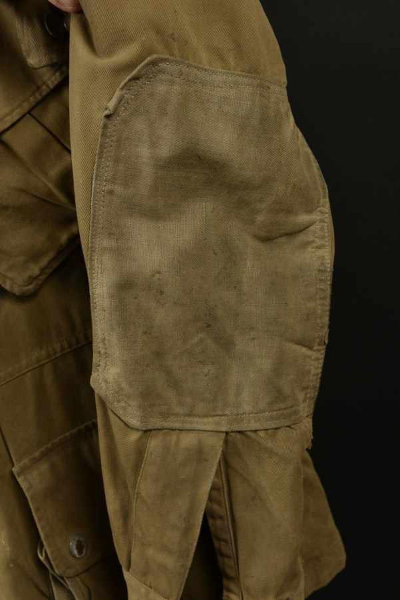 Veste à renfort du parachutiste John W Rabencraft du 507th PIR de la 82ème Airborne. Reinforcement - Bild 4 aus 4