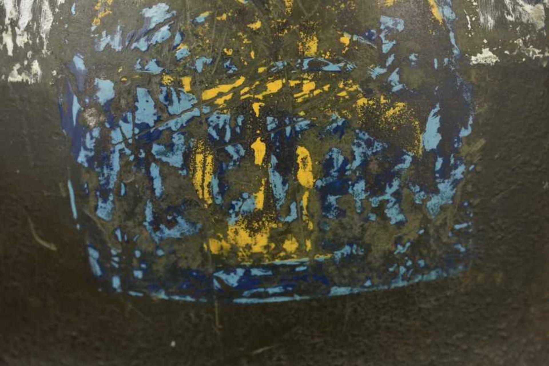 Coque de casque ESB. ESB helmet shellCoque de casque USM1, fermeture du jonc à l'avant, numéro de - Bild 3 aus 4
