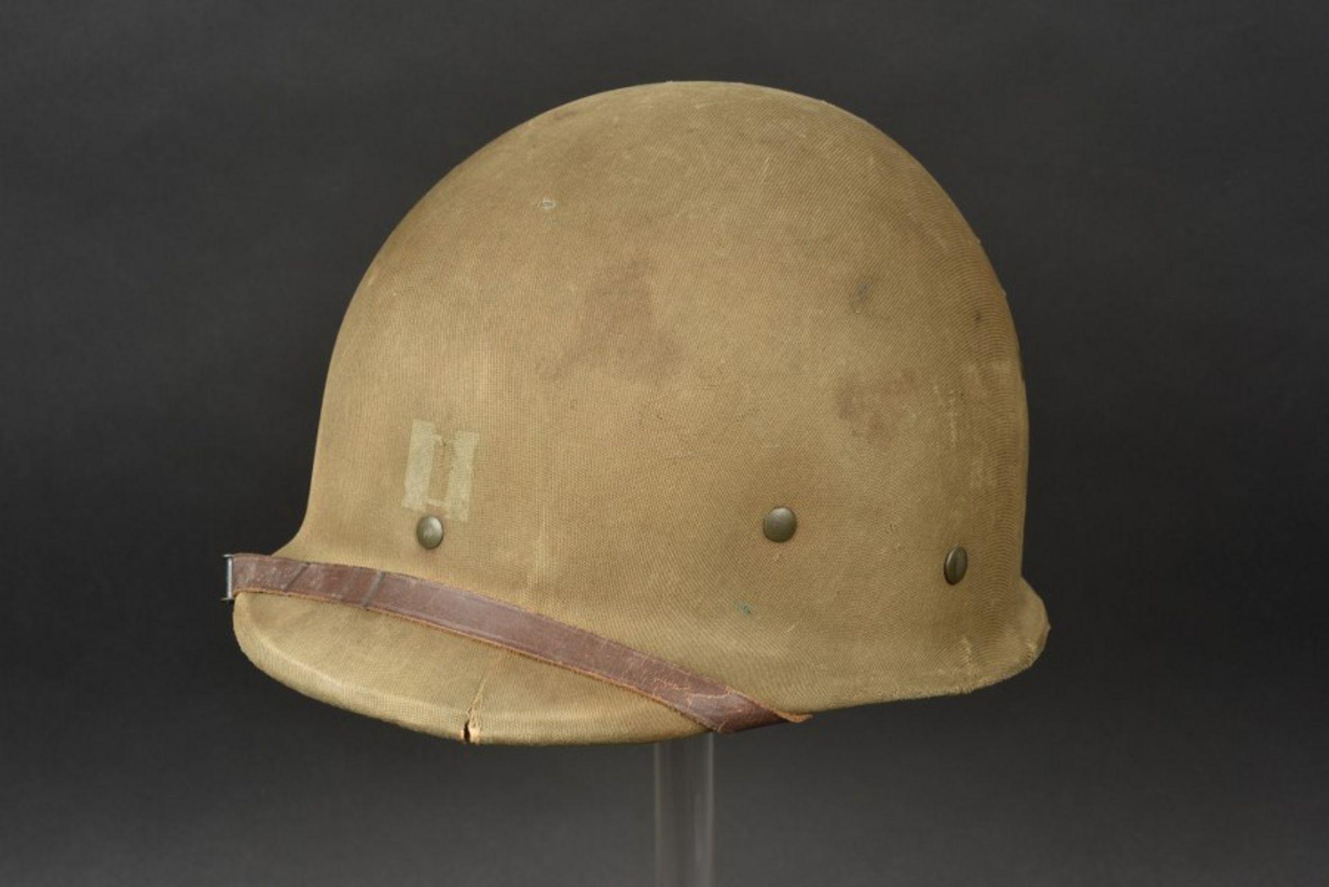 Liner Hawley de capitaine US Hawley Helmet Liner, US CaptainLiner carton, fabrication Hawley.