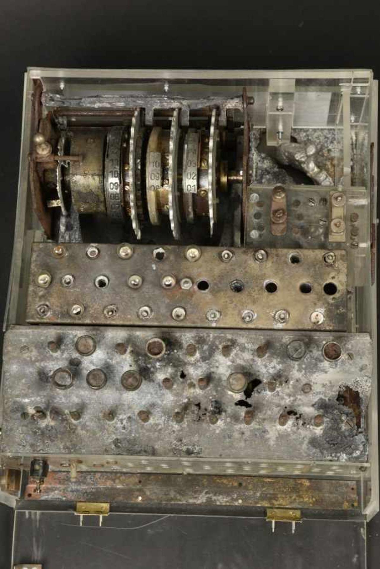 Enigma de fouille provenant de Bas Aubry pouvant être attribuée à la 10ème Panzer SS Division - Bild 2 aus 4