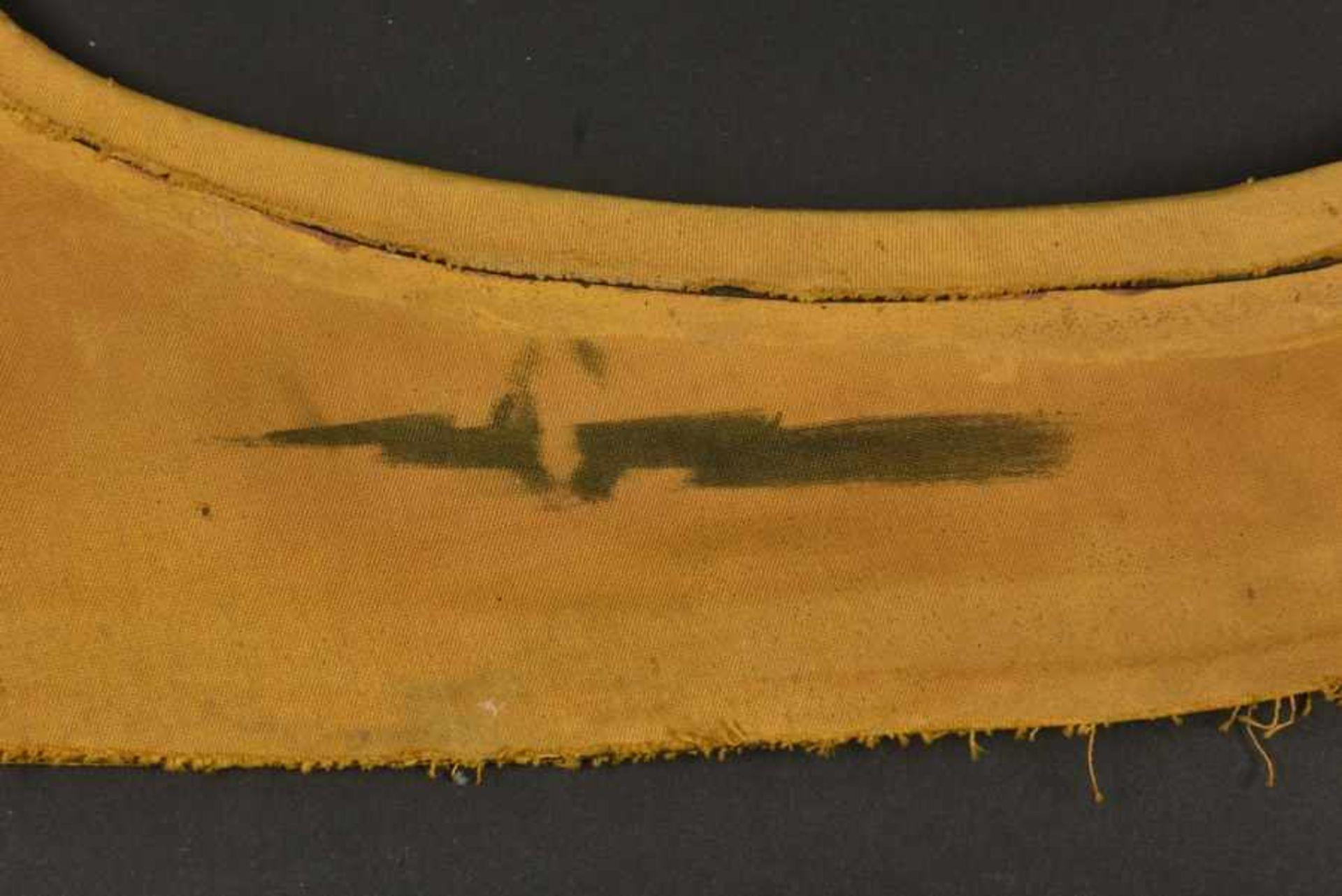 Gilet de sauvetage B-4 du 501ème PIR de la 101ème Airborne B-4 life jacket of the 501th PIR of the - Bild 2 aus 4