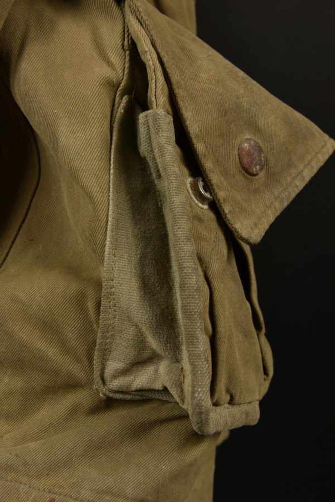 Veste à renfort du parachutiste John W Rabencraft du 507th PIR de la 82ème Airborne. Reinforcement - Bild 2 aus 4