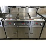 Lot 2 - PITCO - TRIPLE RE- THERMALIZER MODEL # SRTG. 48.5L X 35.5W X 46.5H
