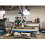 SHODA HEAVY DUTY CNC ROUTER (5X10 TABLE WITH DUAL SPINDLE / TOOL CHANGER)