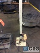 Lot includes one custom electric feeder, and 2 assorted Rapid Aire feeders, and two assorted