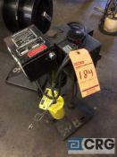Rapid Aire coil unwinder/feeder, model PIV, serial 673