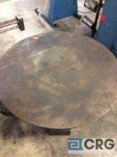Metal Stamping Equipment Co unwinder, model 5046, serial 229
