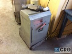 Drytex dust collector, model T21, serial 06676
