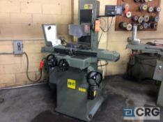 MHT ( Mitsubishi High-Tech Inc) surface grinder, model MSG-200ML, serial 99079502, with Walker