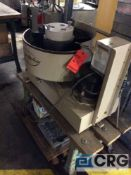 Hammond Roto Finish Vibratory finisher, mod ST/1 CLT/PLUG, serial 35221.
