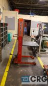 Presto die lift truck, model M-152, 1000 # capacity