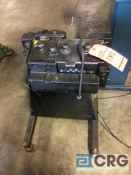 Rapid Aire coil unwinder/feeder, model SBM41, serial 86356.