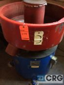 Bel Air Vibratory Finish Master, Vibratory finisher, model and serial unavailable.