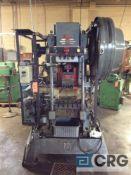 V andO press, 35 ton cap, serial 355T-421, 150-600 speed, 1 3/4 stroke, WPC 1000 Wintriss clutch