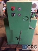 Cooper Weymouth stock straightener,, serial CWP6B16038, 6 inch wide, 7 rolls, 3 phase.