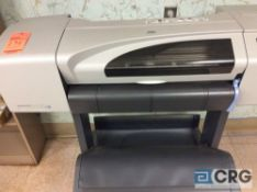 HP Designjet printer, model 500