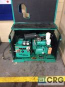 Sullivan Pallatek air compressor, model and serial unavailable, 200 volt, 3 phase, 60 Hz, 10 hp.