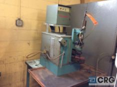 Joyal Products Inc model 10KVa-EJ, serial 6999-73, spot welder.
