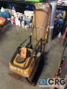 Benford 18 inch X 20 inch tamper, mn BPC-51(LOCATED INDUSTRIAL COURT INSIDE)