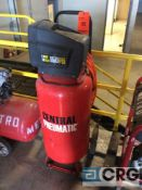 General Pneumatic portable air compressor, 150 psi, 2 hp(LOCATED INDUSTRIAL COURT INSIDE)