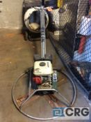 36 inch walk behind concrete trowel, with Honda 5.5 hp gas engine(LOCATED INDUSTRIAL COURT INSIDE)