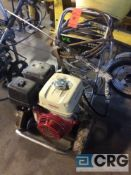 VOX industrial portable pressure washer, mn VXPW4000, 4000 max psi, with Honda GX390 gas engine (