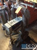 Graco walk behind paint sprayer, mn ULTIMATE1595(LOCATED INDUSTRIAL COURT INSIDE)